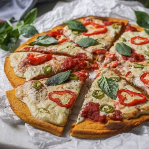 Easy Sweet Potato Pizza