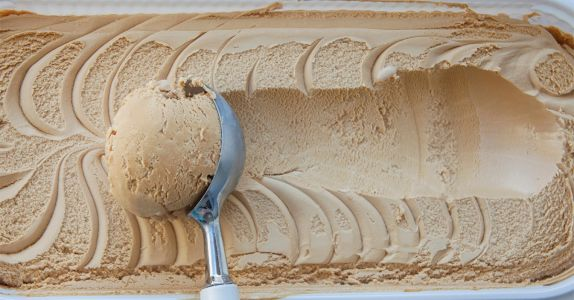 Ask Adam: Does Coffee Ice Cream Have Caffeine?