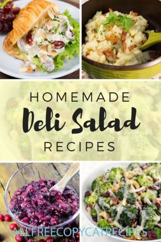 5 Church Supper Homemade Deli Salad Recipes