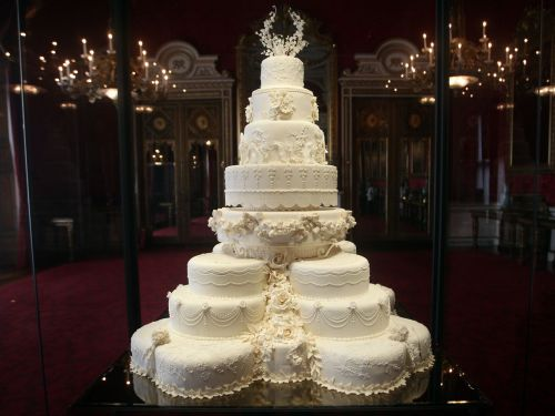 A Brief History of British Royal Wedding Cakes