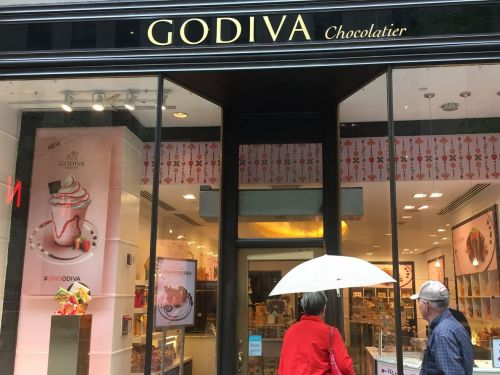 Godiva Chocolatier Is Closing All Its North American Stores and Cafes