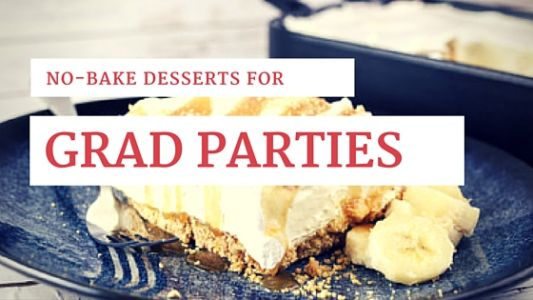 21 No-Bake Desserts for Grad Parties + The Best Oreo Balls Ever