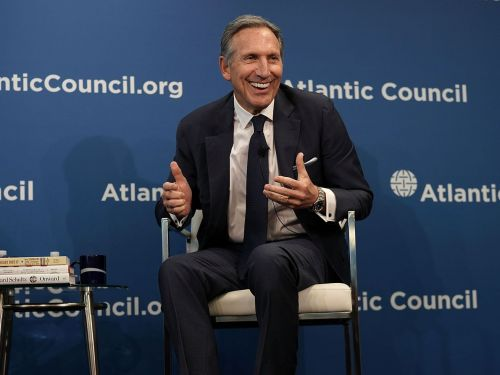 Ex-Starbucks CEO Howard Schultz Brews Up More Speculation of a Presidential Run