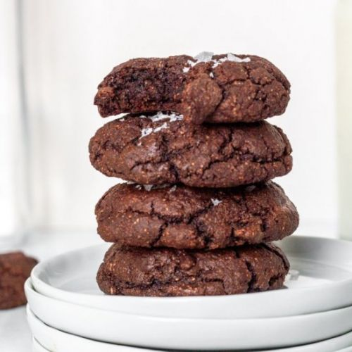 Paleo Brownie Cookies