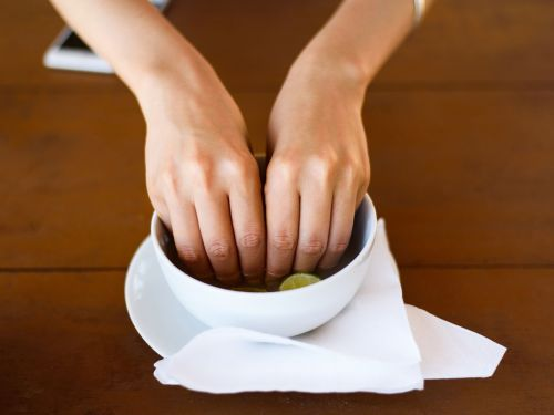 The Finger Bowl Is an Old Dining Etiquette Tradition That Could Soon Disappear