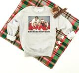 Nothing Says Happy Holidays Like *NSYNC, Lizzo, and More Pop Culture Icons on Christmas Sweaters