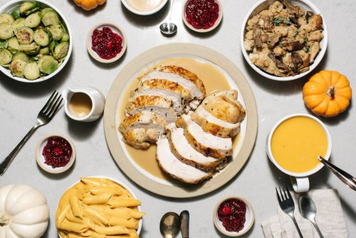 The Most Stress Free Thanksgiving You'll Ever Host: An Instant Pot Thanksgiving Dinner
