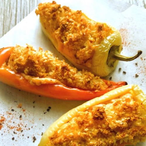 Stuffed Hot Peppers
