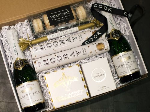 New Year's Boxes Now Available at CORK
