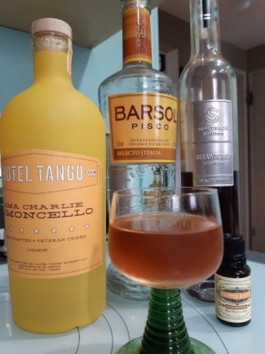 What I'm Drinking: The Shango