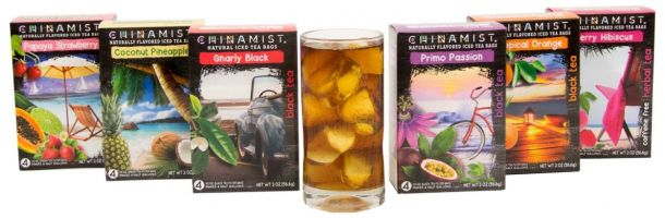 China Mist Tea Company Introduces New Naturally Flavored Iced Tea
