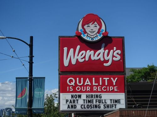 Wendy's Says Income Inequality Is Hurting Sales. Maybe It Should Pay Its Workers More?