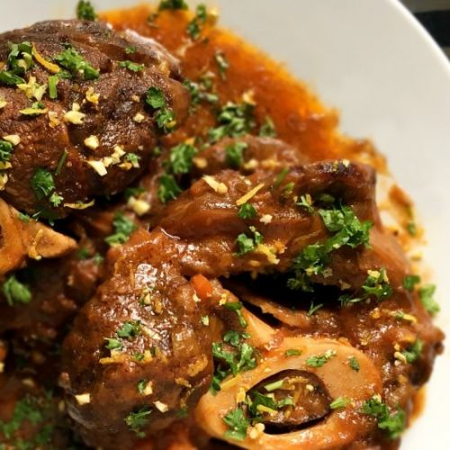 Osso Buco Beef Shank