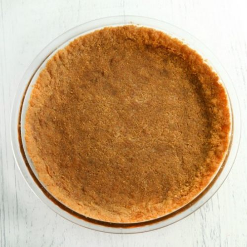 Gluten-Free Graham Cracker Crust