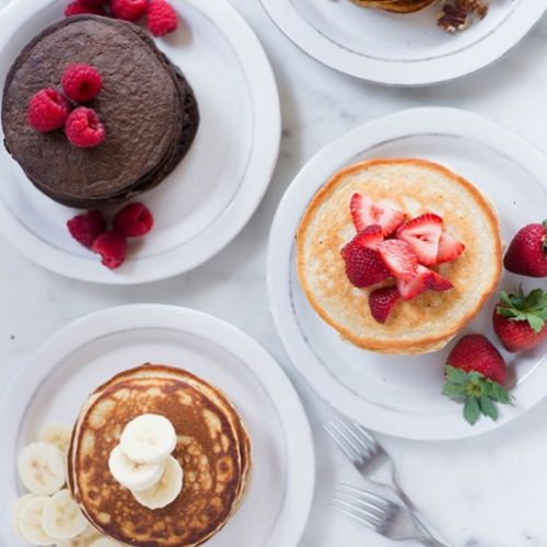 How to Make Protein Pancakes
