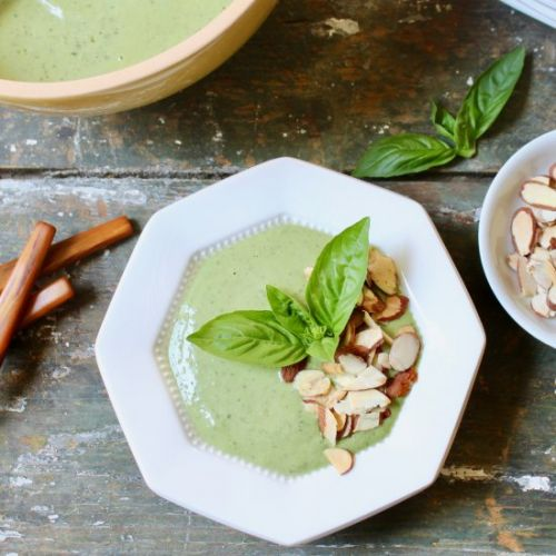 Basil Buttermilk Soup