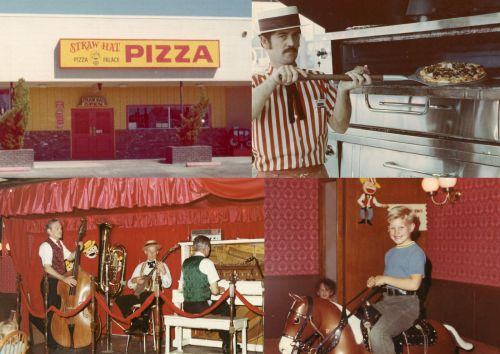 Celebrate 60 Years with Straw Hat Pizza!