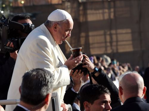 Pope Francis Declares Pappy Van Winkle to Be 'Very Good Bourbon'