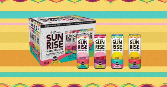 AriZona and Heineken are Teaming Up To Release SunRise Hard Seltzer