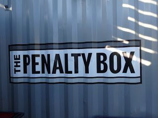 You'll Want More Than Two Minutes at This Penalty Box