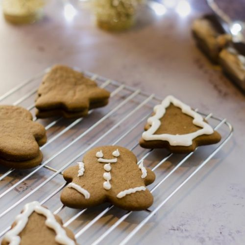 Christmas Spiced Cookies