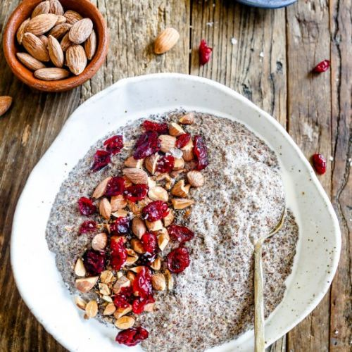 Low-Carb/Keto-Friendly Porridge