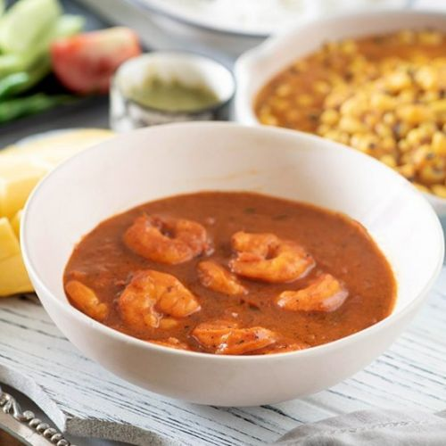 Goan Prawn Curry - Shrimp Curry
