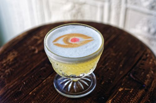 Gin Sour: Bitter Apparation