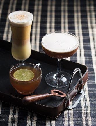Stout Cocktails For Winter