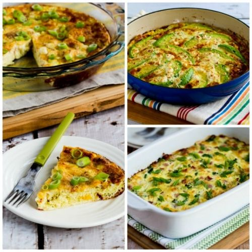 My Top Ten Favorite Low-Carb and Gluten-Free Eggs Recipes