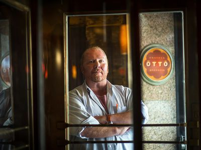 Mario Batali Brings Back 'Molto Mario' for Six New Episodes