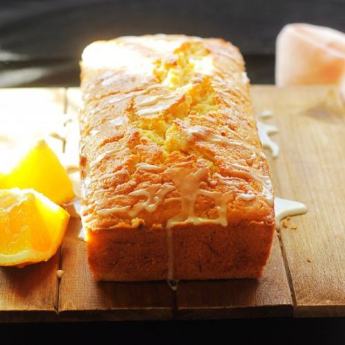 Orange Zucchini Loaf