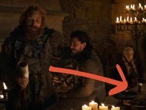 A Disposable Coffee Cup Made an Accidental Cameo on 'Game of Thrones'