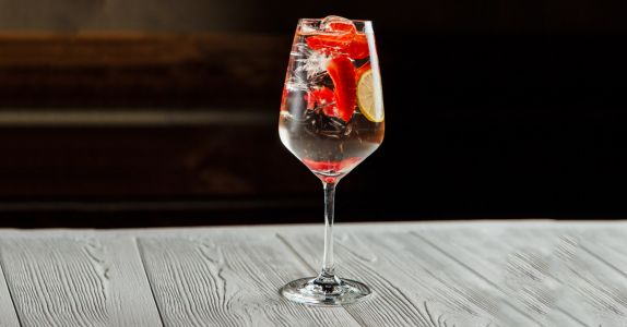 The Rosé Lillet Spritz Recipe