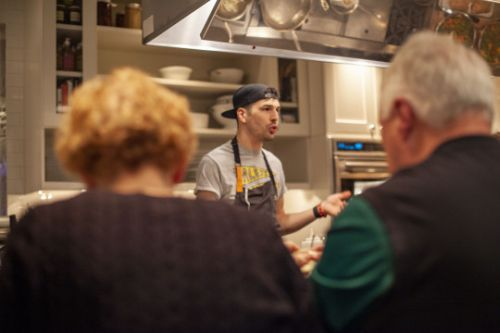 Class Recap: An Evening with Billy Riddle of Spice Finch