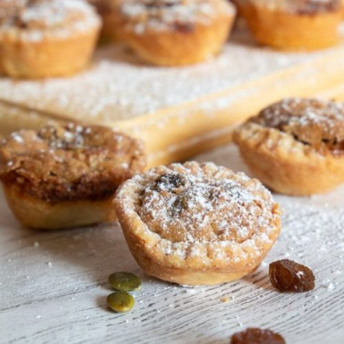 Apricot and Pecan Tassies