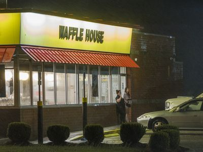 Massive Water Main Break Forces Waffle House to Serve a Limited 'No Water' Menu