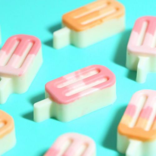 Chocolate Popsicle Candies
