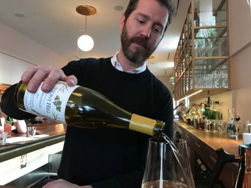 The best wine bar I visited this year was in Tulsa