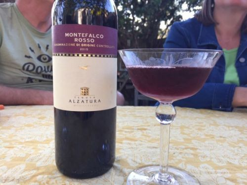 What I'm Drinking: On the Road to Montefalco