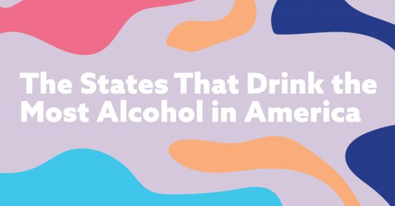 The States That Drink the Most Alcohol in America, Mapped and Ranked