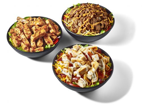 Subway's New Protein Bowls Are Basically Piles of Cold Cuts