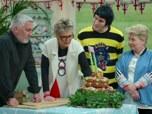 Hold Onto Your Pudding, Mate, Because the 'Great British Baking Show' Returns Next Week
