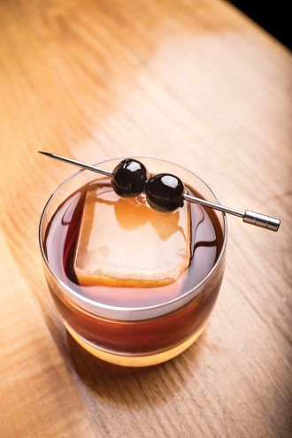 Onyx Coffee Old Fashioned