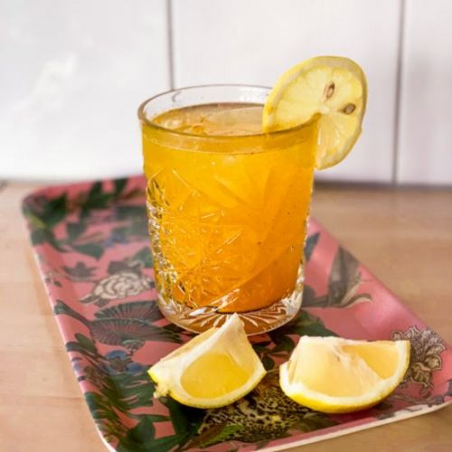 The Resolution Keeper Mocktail
