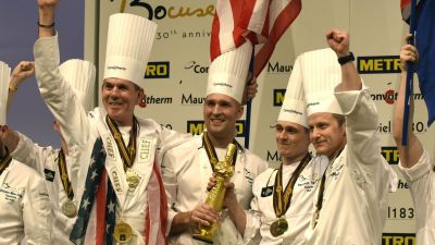 Holy Crap: The U.S. Team Actually Won the Bocuse d'Or
