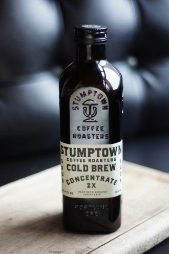 Drink of the Week: Stumptown Cold Brew Concentrate