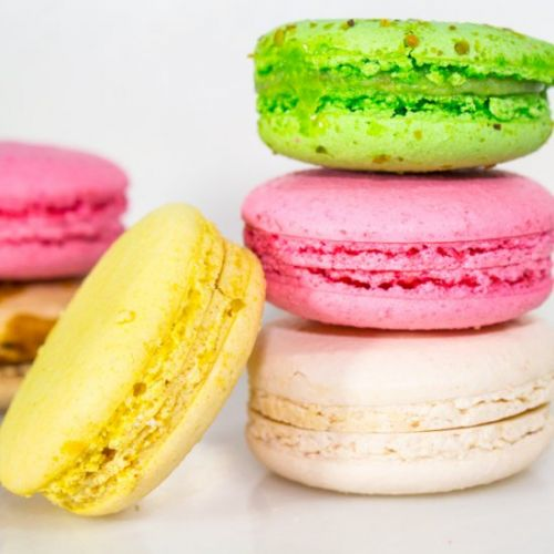 Easy Macaron Recipe with 6 Fillings
