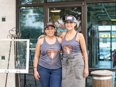 How the Sisters Behind Austin's Favorite Taco Truck Finally Opened a Restaurant