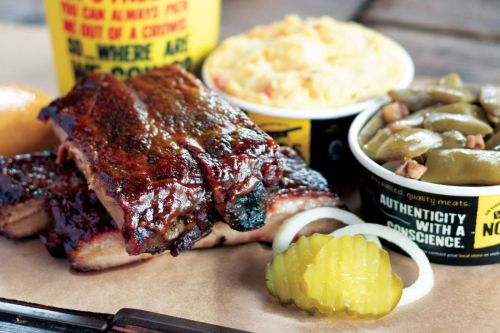 Local Barbecue Lovers Bring Dickey's to Grambling, MI